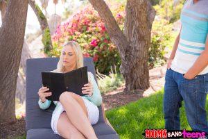 Moms Bang Teens Angel Allwood & Dakota James in Sexual Attraction with Van Wilde 1