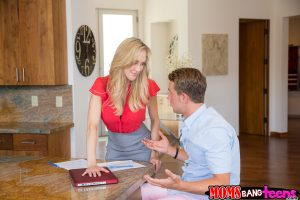 Moms Bang Teens Brandi Love & Taylor Whyte in Love is in the Bare with Van Wilde 1