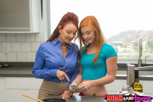 Moms Bang Teens Janet Mason & Alex Tanner in Teaching Alex with Tony Martinez 8