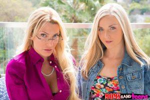 Moms Bang Teens Jennifer Best & Kalra Kush in Only The Best with Van Wilde 1