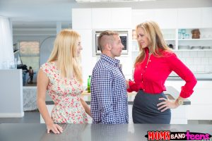 Moms Bang Teens Julia Ann & Natalia Starr in Do it to it with Joey Brass 1