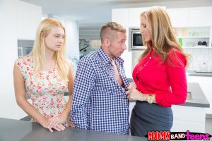 Moms Bang Teens Julia Ann & Natalia Starr in Do it to it with Joey Brass 2
