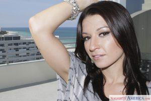 Naughty America Ann Marie Rios in Tonight's Girlfriend with Jack Cummings 1