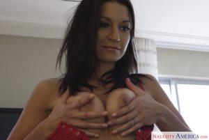 Naughty America Ann Marie Rios in Tonight's Girlfriend with Jack Cummings 4