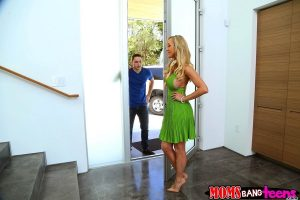 Moms Bang Teens Brandi Love & Katy Kiss in All in Brandi 1