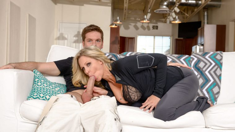 Naughty America Julia Ann in My Friend's Hot Mom with Ryan Ryder 2