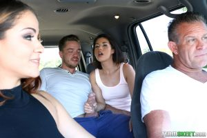 Bad Milfs Miss Raquel and Penelope Reed in Share With Your Mommy 1