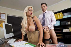 Naughty America Bridgette B in Naughty Office 8