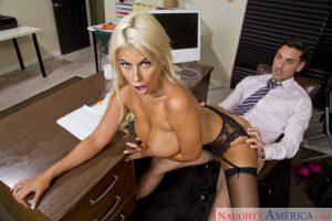 Naughty America Bridgette B in Naughty Office 10