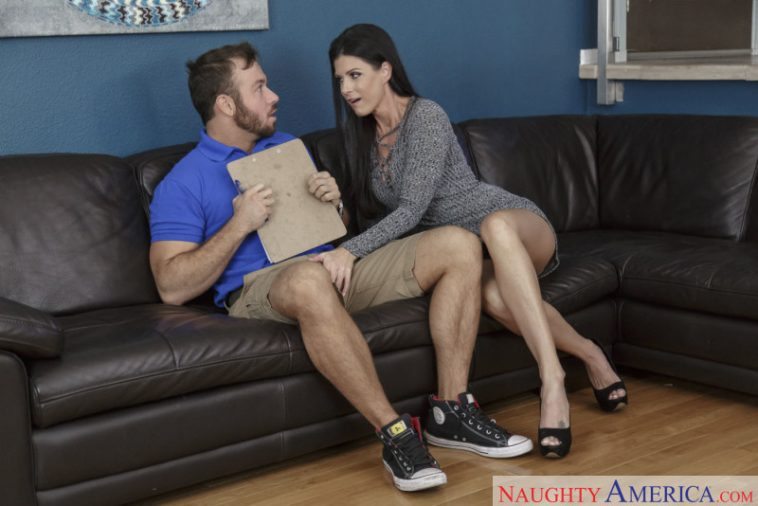 Naughty America India Summer in Seduced by a Cougar 2