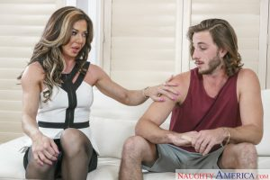 Naughty America Nina Dolci in My Friend's Hot Mom with Lucas Frost 8